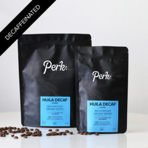 Perk Coffee Decaf
